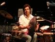 Pablo La Porta y su Hang drum