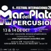 NOVENO FESTIVAL MAR DEL PLATA PERCUSIÓN. PROGRAMACIÓN COMPLETA 2012