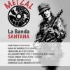 METZAL, LA BANDA SANTANA. OCT 2015, TEATRO AUDITORIUM