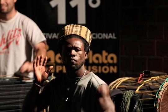 Kabele Bah - Taller africano 1