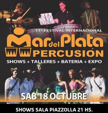 Flyer Festival percusion - mail